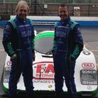 Photo of Derek Bell and Mark Sumpter
