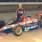 Dick Simon at Indianapolis 1987