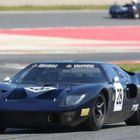 GT40s at the Barcelona Three Hours