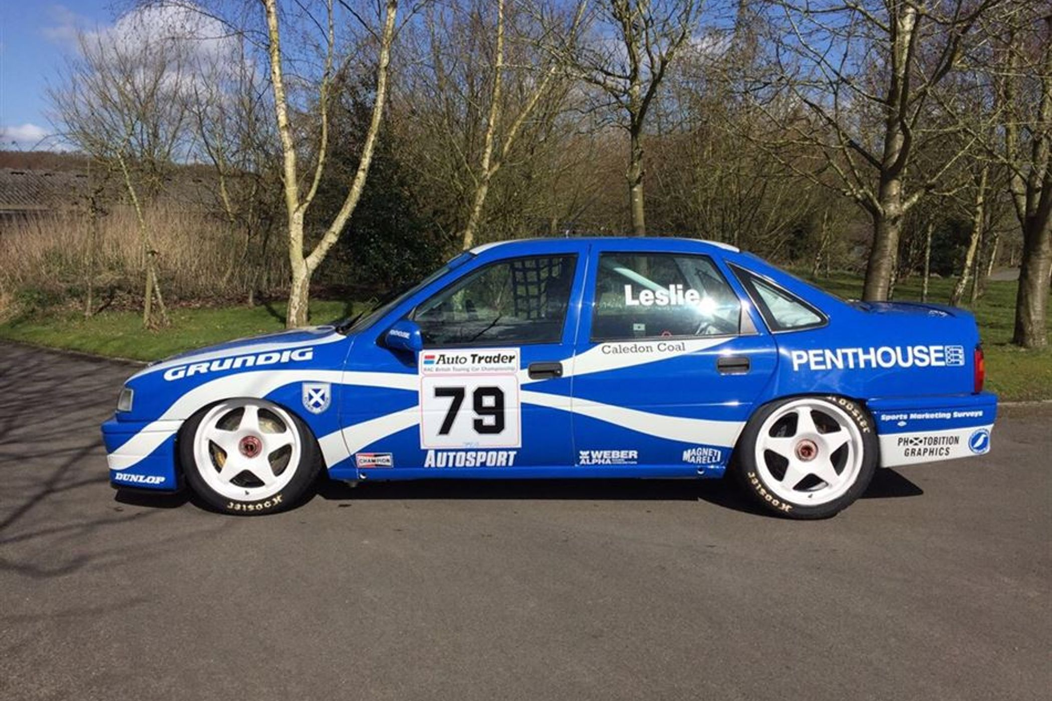Built For The Btcc S Early 90s Regulations Two Litre Four Door Saloons This Cavalier Chis Number 010 Was Up By Ray Mallock Limited And Raced