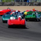 Stirling Moss Trophy Action