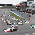 Formula Two Race Start at Donington