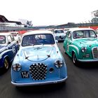 HRDC Academy Cars at Silverstone