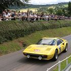 Ferrari at Shelsley Walsh
