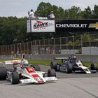 Masters HGP cars at Elkhart Lake