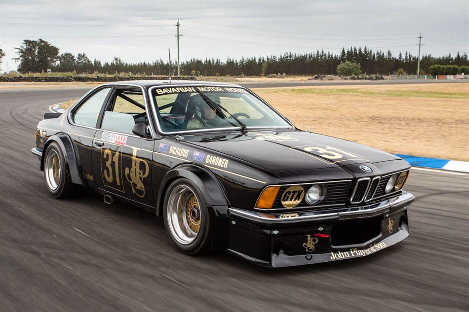 Richards Bmw 635csi To Star At Silverstone Classic Historicracingnews Com