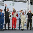 HSCC Formula Two Podium at the Nurburgring