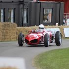 Ferrari 156 at Goodwood
