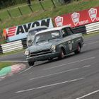 Mike Jordan Lotus Cortina