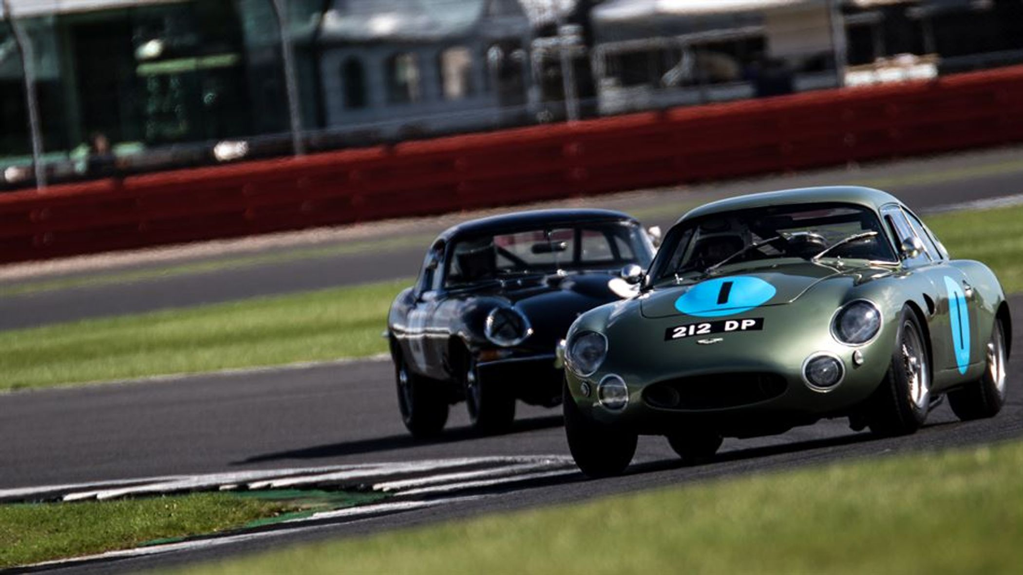 Super Sunday Sees Silverstone Classic Draw To A Close
