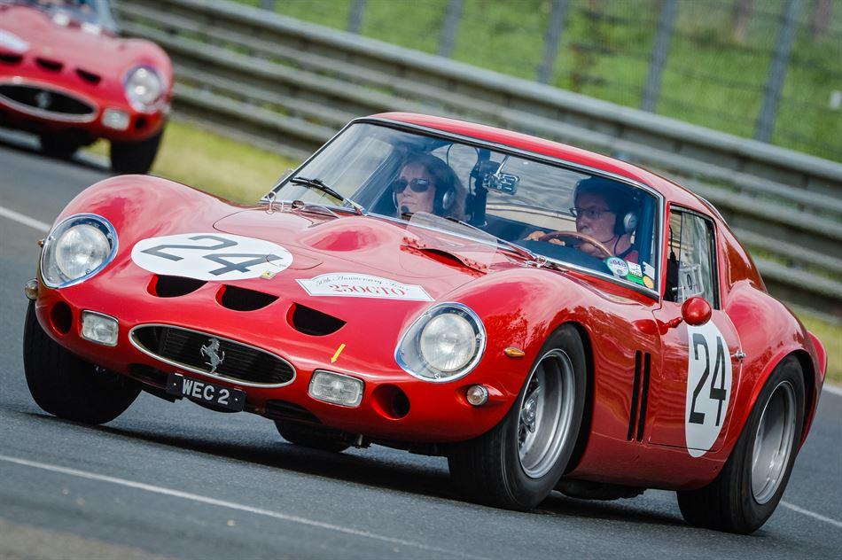 List Of Le Mans Ferraris At Chantilly Confirmed Historicracingnews Com