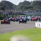 Race Start - Goodwood Revival