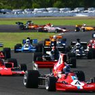 Ken Smith Leads at Pukekohe