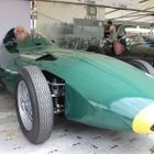 Vanwall at Goodwood