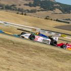 March and Ensign Historic F1 at Sonoma