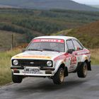 Jason Pritchard and Phil Clarke, Escort RS1800