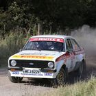 Escort MkII on Gravel