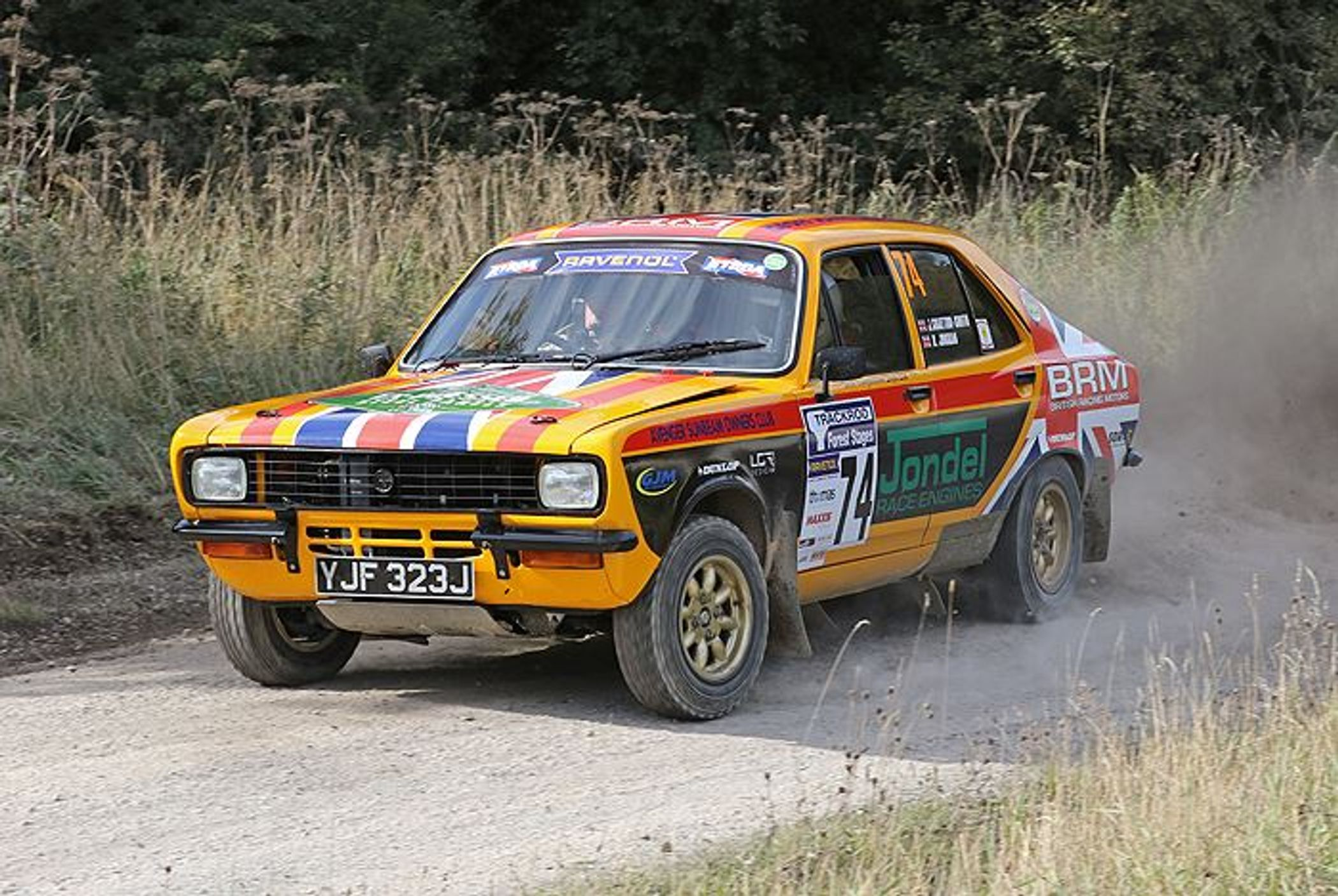 Tickets Now On Sale For All Days Of Rac Rally Historicracingnews Com