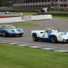 Sportscars at Goodwood