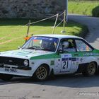 Lyndon Barton and Simon Hunter, Escort MkII