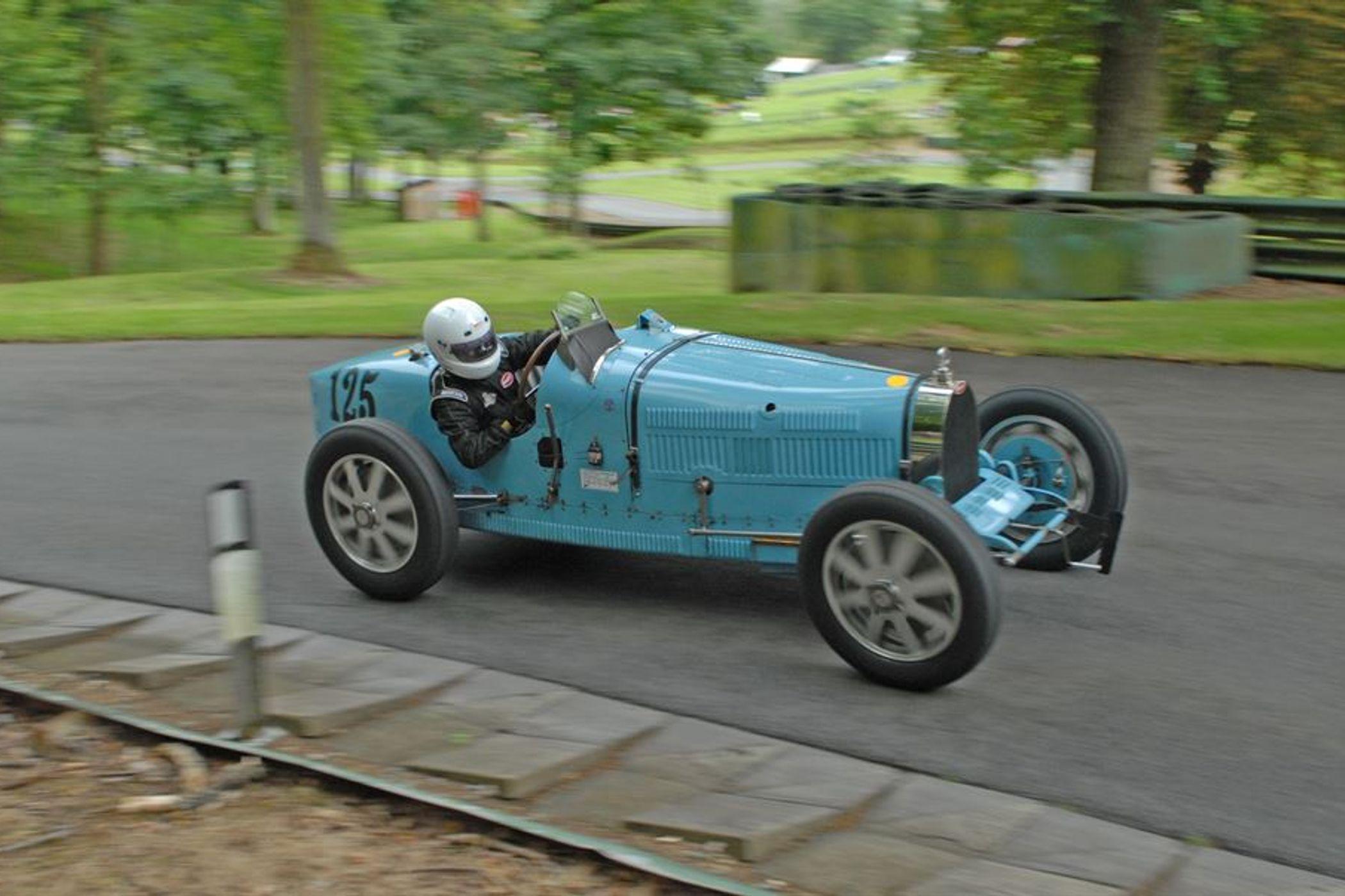 Nine Bugattis On Show At Classic Motor Show Historicracingnews Com