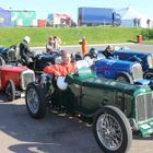 VSCC Cars at Snetterton