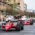 Formula One Cars in Adelaide