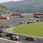 Pre-War Sports Cars at Spa