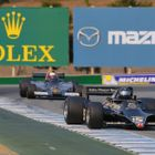 Formula One at Laguna Seca