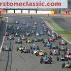 2014  Silverstone Classic grid