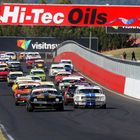 Historic Touring Cars at Bathurst