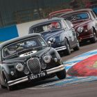 Jaguars at Donington