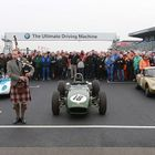 Jim Clark Tribute at Donington