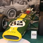 Lotis 38/7 - the car driven by Jim Clark at Indianapolis in 1967.