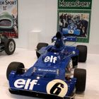 Tyrrell at the London Classic Car Show