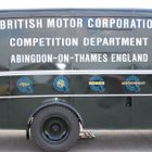 BMC Competition Dept Truck