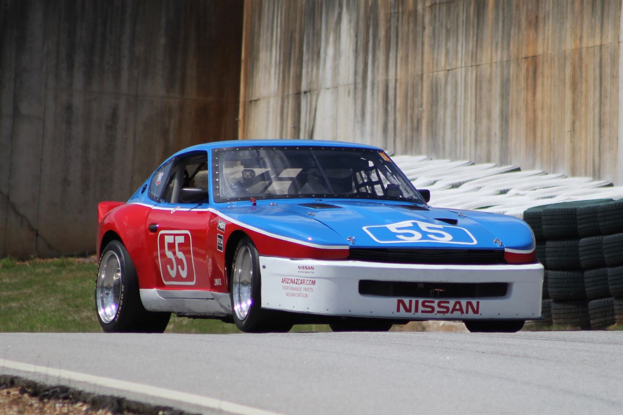 Gallery and Notes From a Nissan Weekend at The Classic