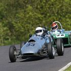 Formula Junior at Cadwell Park