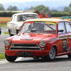 Lotus Cortina at Croft