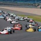 FIA Formula Two Race Start at Silverstone