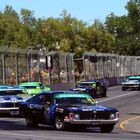 Aussie Classic Tourer action at Adelaide
