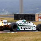 Nick Padmore, Williams FW07C
