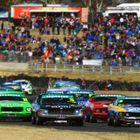 Race three at Symmons Plains,