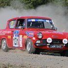 Malcolm Rich and Arwel Blainey, Ford Anglia