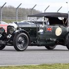 HSCC Pomeroy Trophy runner, a Classic Bentley!