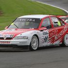 John Cleland completes in the HSCC's Super Touring races