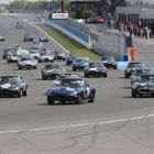 HSCC Jaguar Challenge at Donington Park