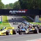 Historic F1 - Brands Hatch