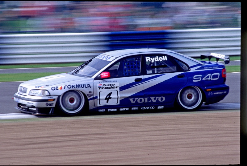 Volvo 850 Estate Joins Silverstone Classic Btcc Line Up