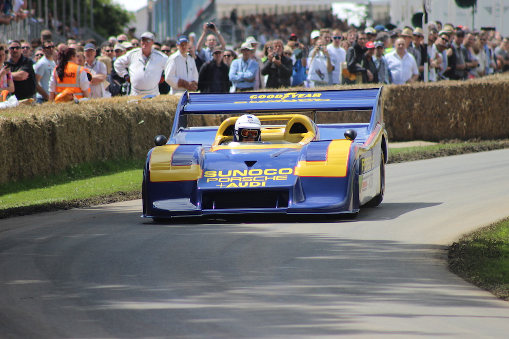 Porsche 917/30 at Goodwood